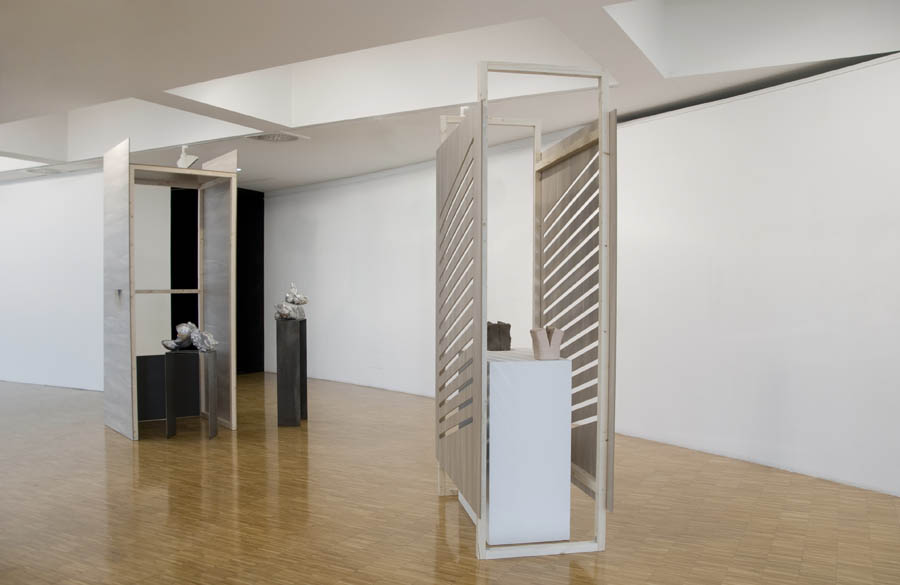 Displace | Francesco Fossati | Andrea Magaraggia | installation view at MAC Lissone