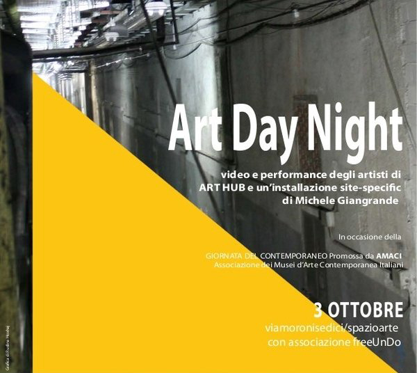 art day night